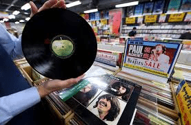 Don't Sit on the LP: Vinyl Still in the Game